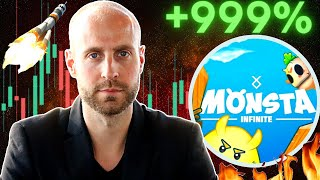 THE NEXT 100X ALTCOIN GEM IS LAUNCHING SOON!!! (GET MONSTA INFINITE FIRST!!!)