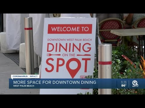 "more-space-for-downtown-dining-in-west-palm-beach-with-""dining-on-the-spot"""