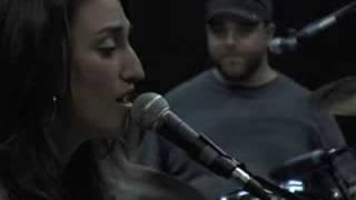 Sara Bareilles - pre tour practice