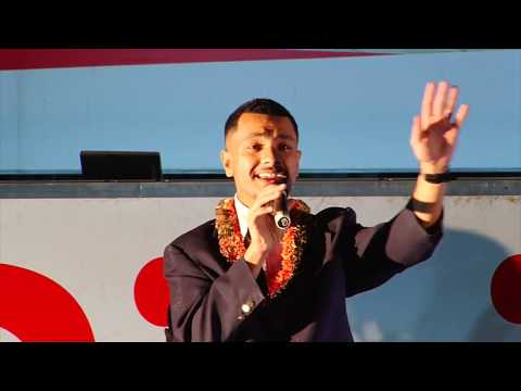 Asoa Taufahema Maui Remix - Winner's - Tonga's Got Talent