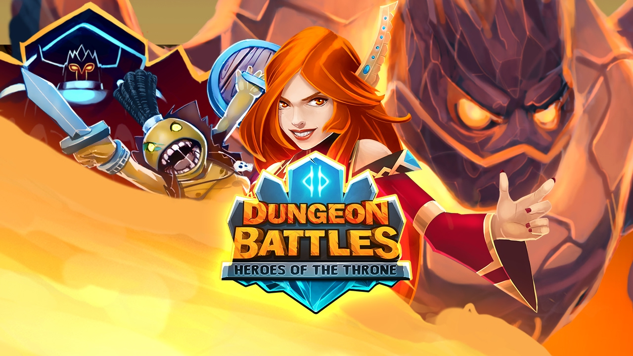 Dungeon Battles: Heroes of the Throne - New Gameplay