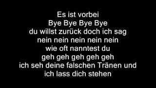 Kay One Ft. Blacklife_ Seyf & Hussein - Bye Bye