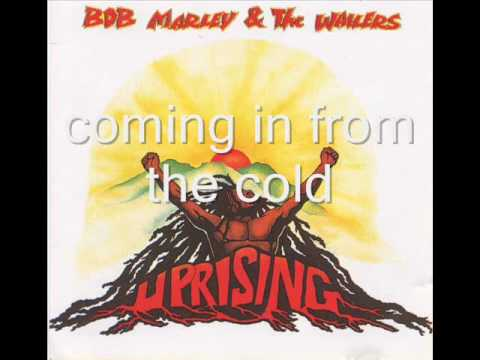 Bob Marley and the Wailers: coming in from the cold lyrics