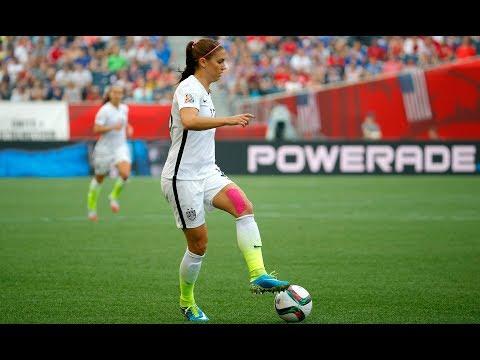 Women's Crazy Football ● Skills Tricks & Goals |HD|