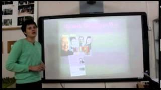 Открытый урок английского языка. Учитель Тарасова Е.Ю. Школьный музей ГБОУ СОШ№1375