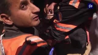 الأردن يدين قتل المدنيين في قطاع غزة الذي اسفر عن عشرات الشهداء - (14-5-2018)