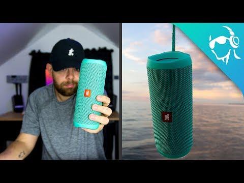 Backflips for the JBL Flip 4? [Full Review]