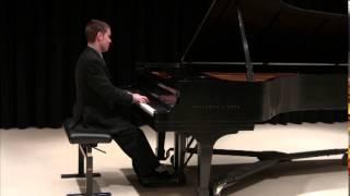 Grieg: Notturno, from Lyric Pieces, op. 54, no. 4 - Ryan McNamara