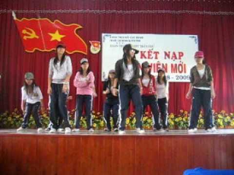 B18 Trần Phú dances - 15/03/09 XiXiClo Crew