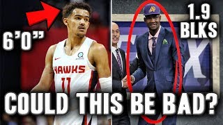 The Biggest Problem With Each Top Pick In The 2018 NBA Draft