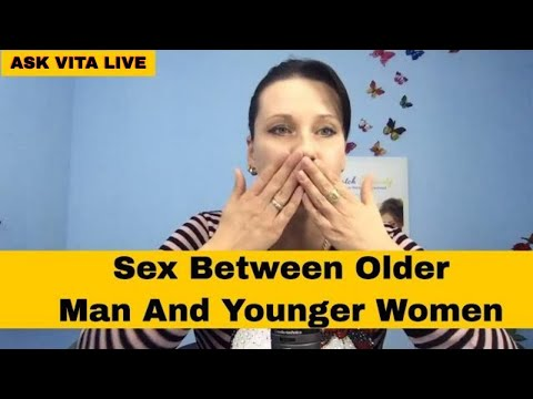 age difference dating older woman younger man