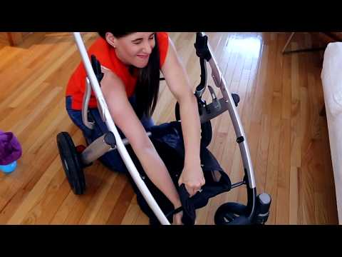 How to Clean a Baby Stroller! UPPAbaby & Other Brands