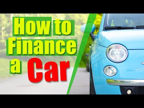 How to Get a Car Loan (The Right Way)