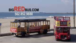 Big RED Bus Commercial