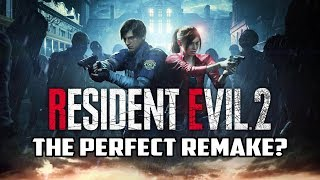 Resident Evil 2 Review (The Perfect Remake?) - Gggmanlives