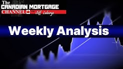 COVID19, oil, and mortgage rates.  This week's analysis