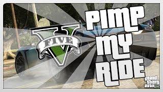Grand Theft Auto V Pimp My Car - Episode 1