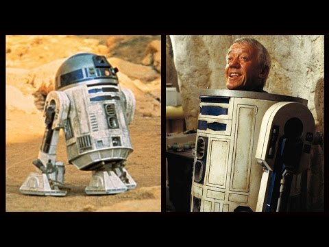 R2D2 Powers Down For The Last Time  Kenny Baker Passes Away