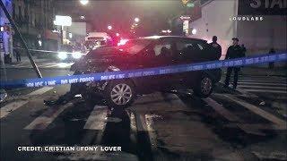 [ Cristian's Cut ] Brooklyn: Bay Ridge Man Fatally Crashes Into Cars & Pole Following Heart Attack