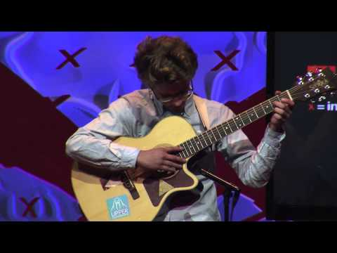 Using music to connect people to the world around them: Josh Powell at TEDxBozeman