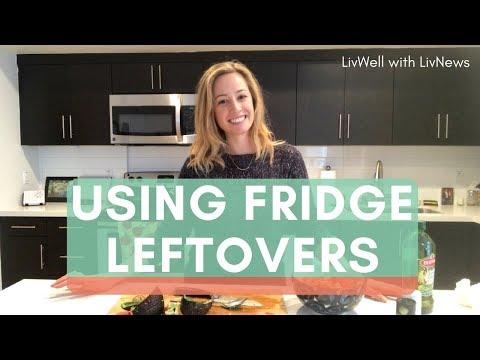Using Fridge Leftovers