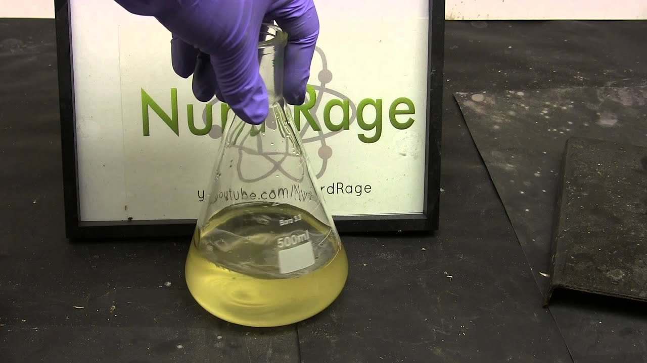 how to make hydrobromic acid