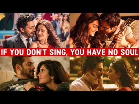 IF YOU DON'T SING, YOU HAVE NO SOUL...!!! (2017 BOLLYWOOD HIT SONGS)