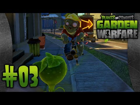 Plants vs Zombies: Garden Warfare - Part 03 (Garden Center)