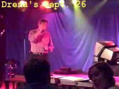 Karaoke Friday Sept. 26