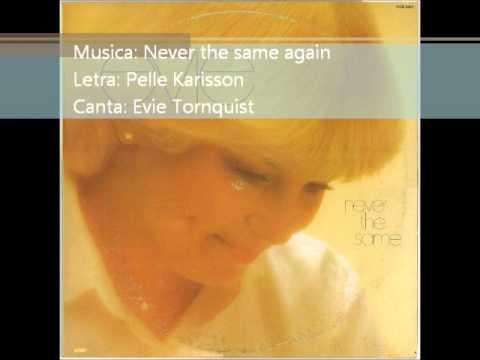 Evie - 1979 - Never the same again - 1979.wmv