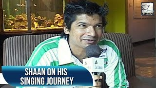 Playback Singer Shaan Opens Up About His Bollywood Journey