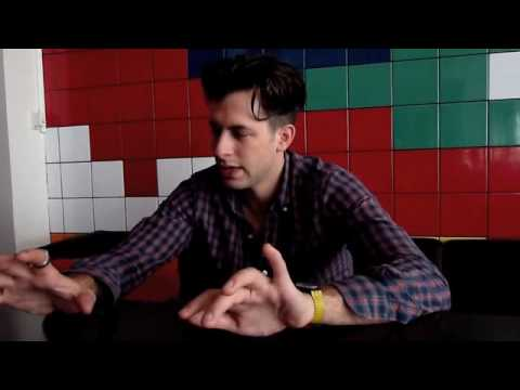 Interview of Mark Ronson by Le Charivari
