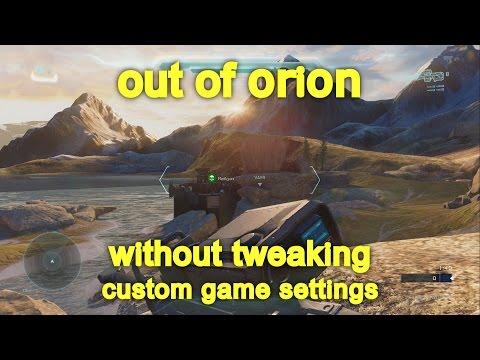 halo 5 custom games matchmaking