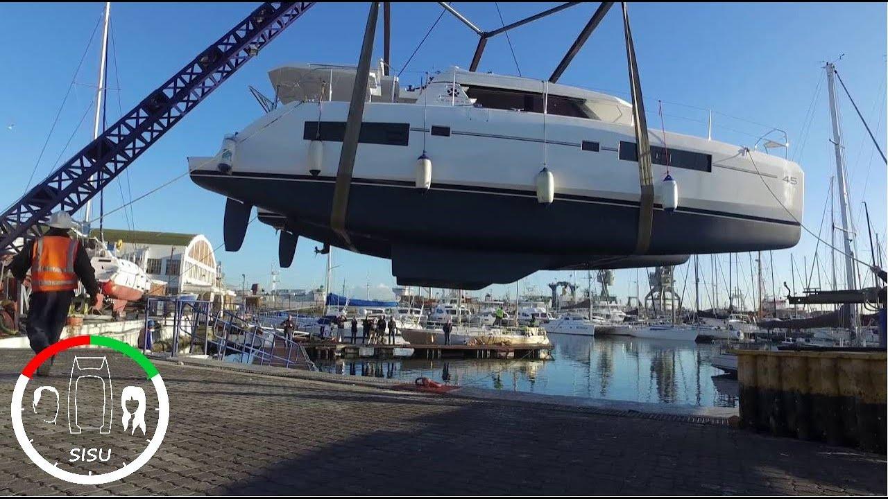 21 How Does Boat Insurance Work Sailing Sisu Leopard 45 Catamaran