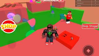 Doing the school obey in roblox