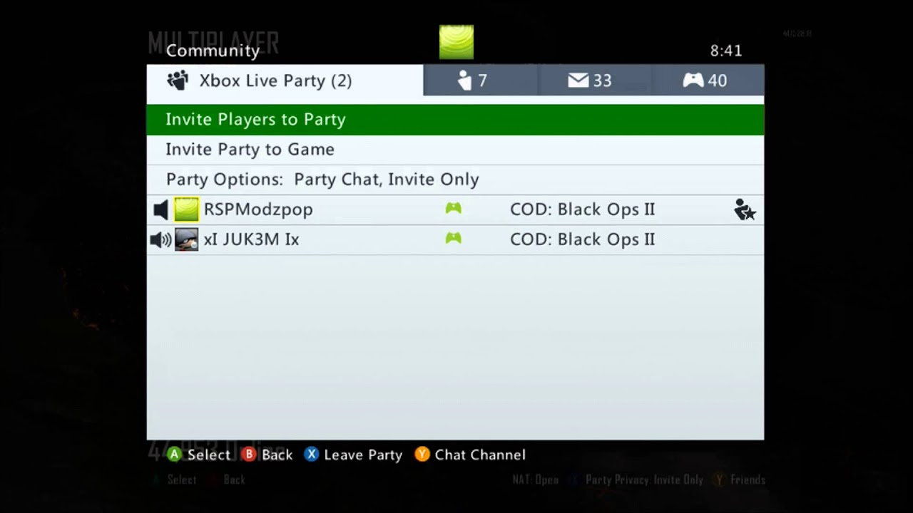 how to boot someone offline xbox 360