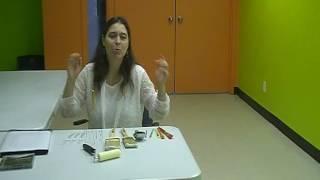 Atelier de la Saint-Valentin: Massage avec Accessoires (Partie 7/9) - Julie Morin (Solari Harmonia)