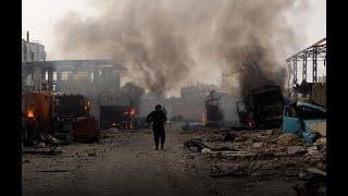 أخبار عربية | قوات #الأسد تشن هجوماً بالغازات السامة على عين ترما