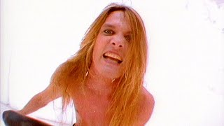 Skid Row - Slave To The Grind (Official Music Video)