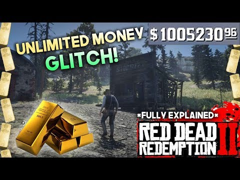 Red Dead Redemption 2 UNLIMITED MONEY GLITCH THAT STILL WORKS | $1000 EACH MIN (STORYMODE) thumbnail