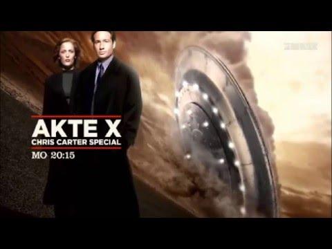 Akte X Trailer German