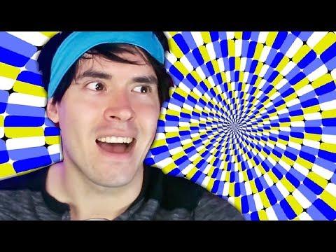 Ilusión Optica Que TIENES QUE VER !!
