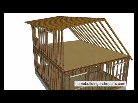 How To Make Attic Larger By Adding Exterior Wall – Major Remodeling Project