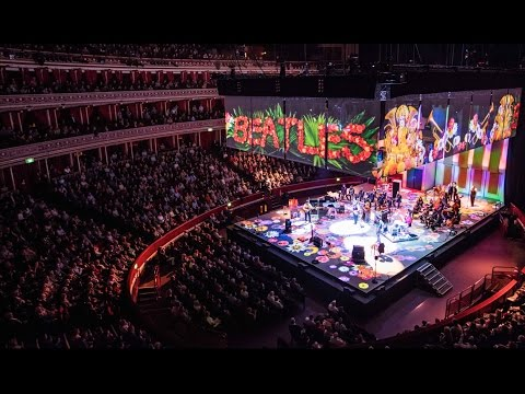 The Sessions - Opening Night at Royal Albert Hall