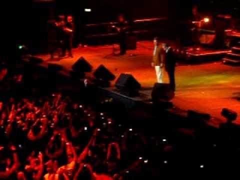 بهروز وثوقی و مهدوی کیا در کنسرت کلن 19.09.09 Lanx...