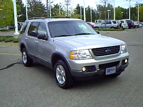 Ford Explorer XLT X YouTube - 2002 explorer