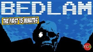 Bedlam - The First 15 Minutes! (Retro styled FPS game)