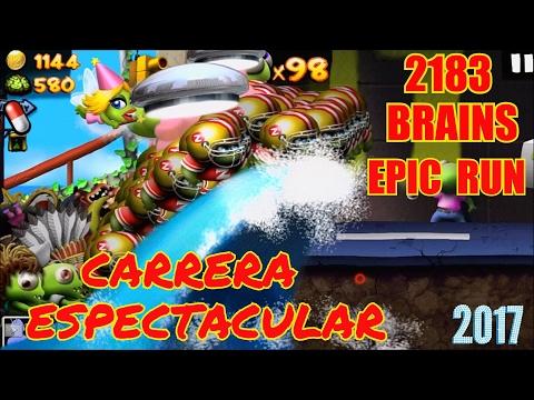 Zombie Tsunami Carrera Espectacular Epic Run New High Score 2183 And Mas Diversion