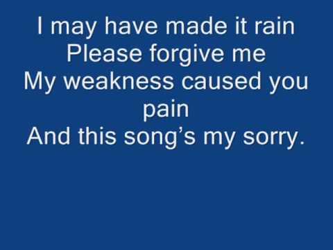Britney Spears - Everytime with lyrics.