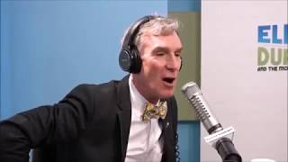 Bill Nye to Flat Earth - Flat Earth to Bill Nye
